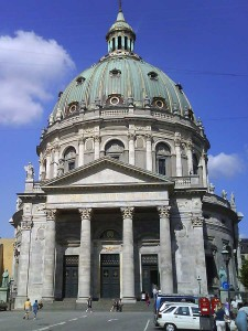 Frederik's Church, Copenhagen