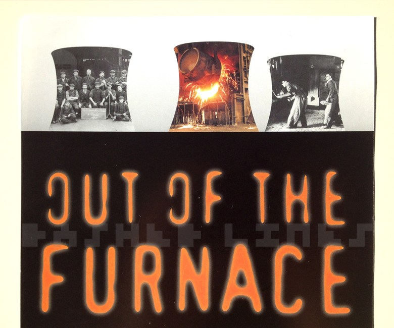 Out of the Furnace flyer detail