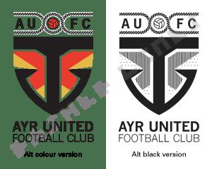 AUFC badge alternative version