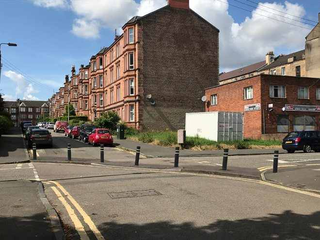 Mock-up of Armadale St/Ingleby Dr filter