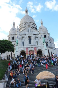 Sacré-Cœur (and of course Montmartre)