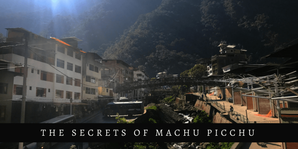 The secrets of Machu Picchu