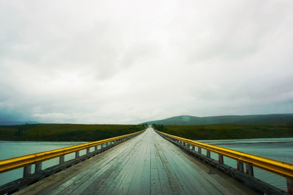 Bridge Denali Highway