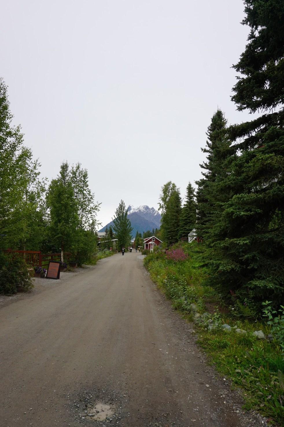 Kennecott Alaska road