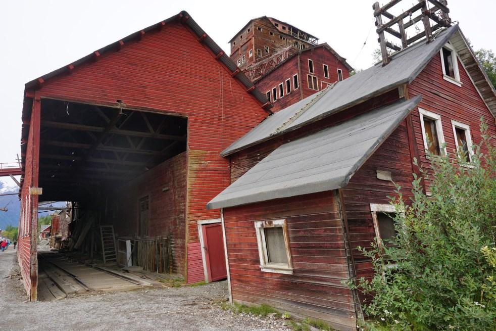 Kennecott Mill