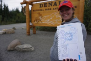 National Parks Passport Denali