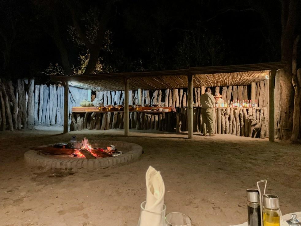 Boma at Khwai River Lodge