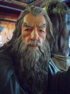 Close up of Gandalf Weta Workshop