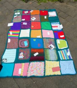 Quilt by Dash Knitting and Crochet Friends