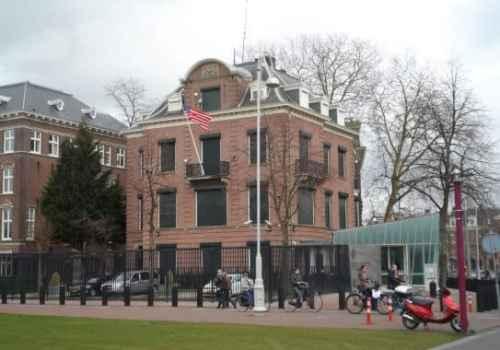 American Consulate, Amsterdam