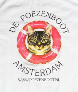 The Poezenboot Cats of Amsterdam