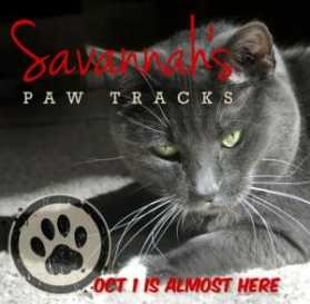 Savannah's Paw Tracks
