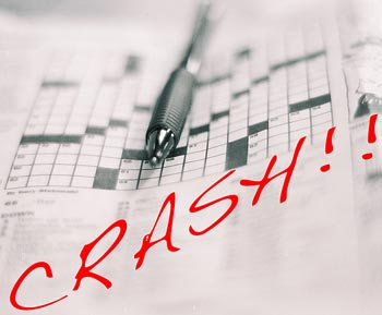Crash Crossword Graphic