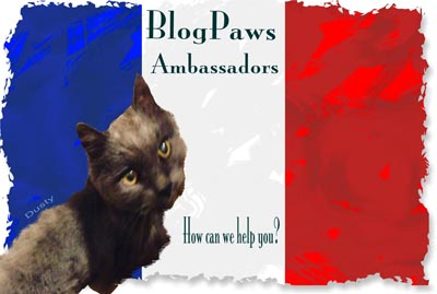 Ambassador for BlogPaws