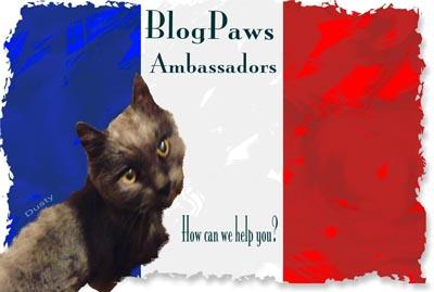Ambassador for BlogPaws