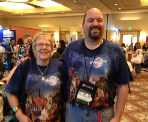 BlogPaws MountainArt Tshirts