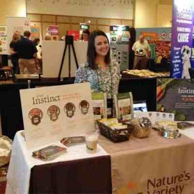 One of the exhibitors at BlogPaws