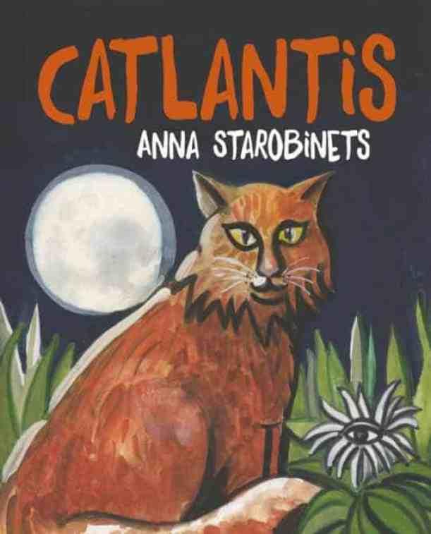 ginger cat story