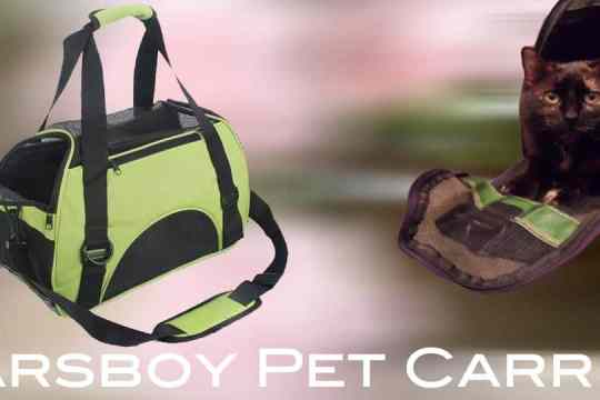 Pet carrier graphic Marsboy