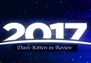 2017 Review Dash Kitten Blog
