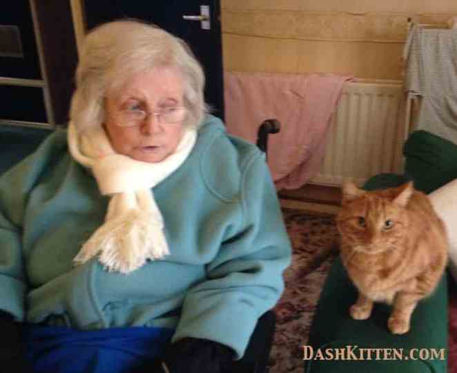 Mam and Ginger Sunday Selfie Prayers