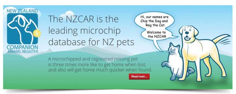 PiP Facial Recognition from NZCAR