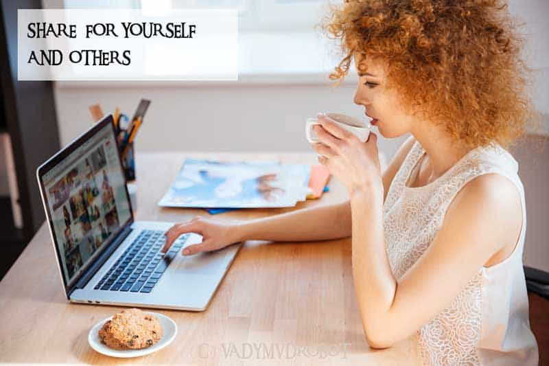 Promote Your Blog Coffee