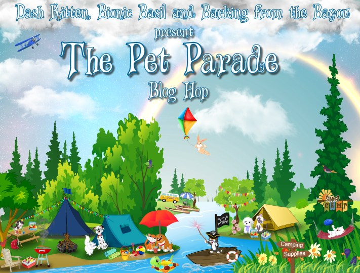 The Pet Parade Summer Banner 2018 NEW a