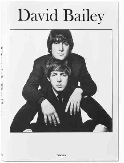 David Bailey Beatles Portrait