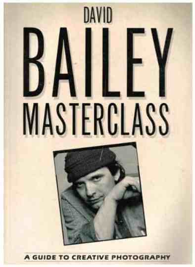 Masterclass Book David Bailey