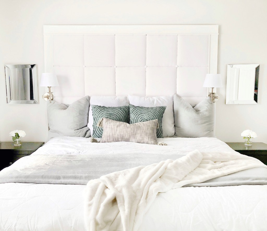 An Amazing DIY Headboard for only $300!