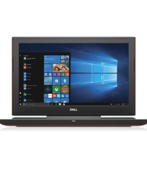 Dell G5 15 (5587) - Intel® Core™ i7 ,8th Gen, 8GB RAM, 1TB HDD+128GB SSD, 4GB NVIDIA® 1050 TI, Backlit Keyboard, Windows 10, Red