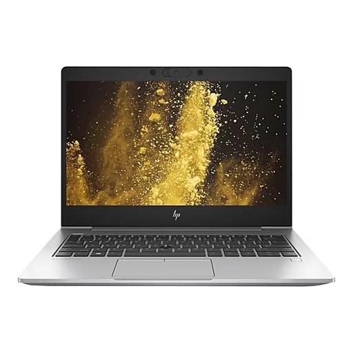 HP EliteBook 830 G6: Intel® Core™ i7, 8th Gen, 8gb RAM, 256gb SSD, 13.3'', Backlit Keyboard, Fingerprint, Windows 10Pro
