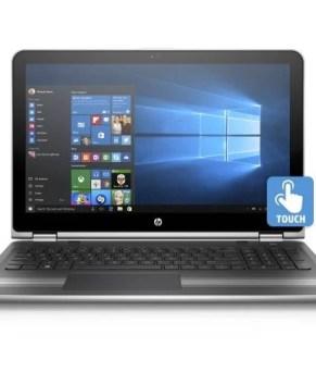 HP Pavilion 15 x360 15-Bk193ms 7th gen intel core i5,8gb ram,1tb hdd,touchscreen convertible