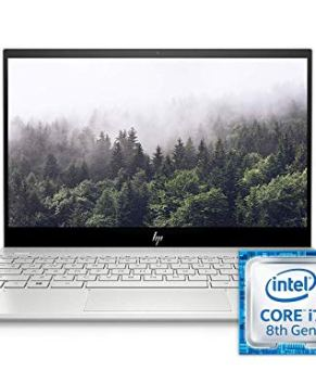HP Envy - 13-aq0044nr: Intel® Core™ i7, 8th Gen,16gb RAM, 512gb SSD, 2gb NVIDIA® GeForce® MX250, 13.3