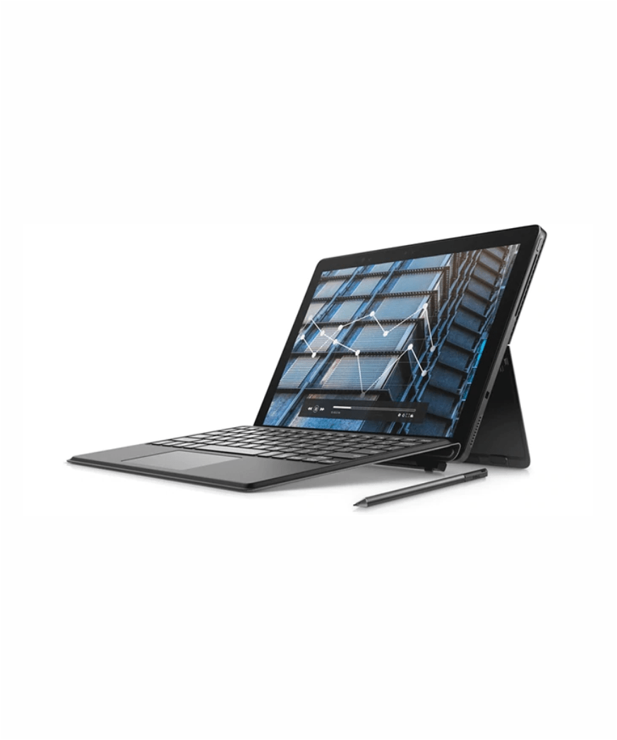 DELL LATITUDE 5290 2-IN-1 Intel Core i7 8th Gen , 16GB Ram, 128GB SSD, Touchscreen, Detachable Laptop to Tablet With Stylus Pen
