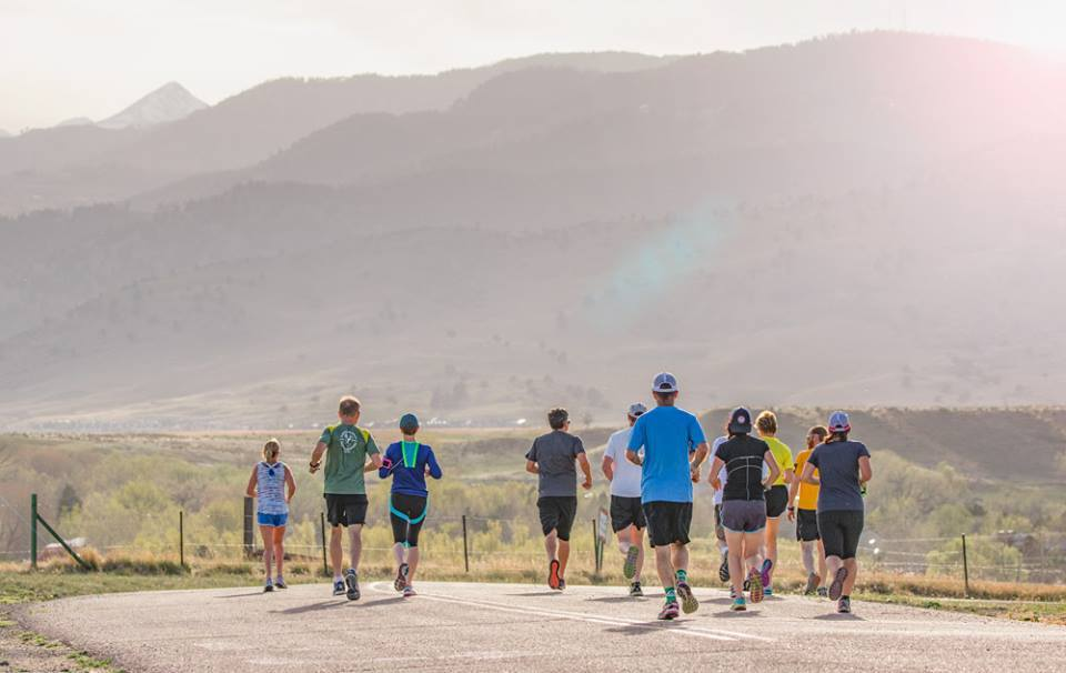 couch to 5k | Dash and Dine 5k run series