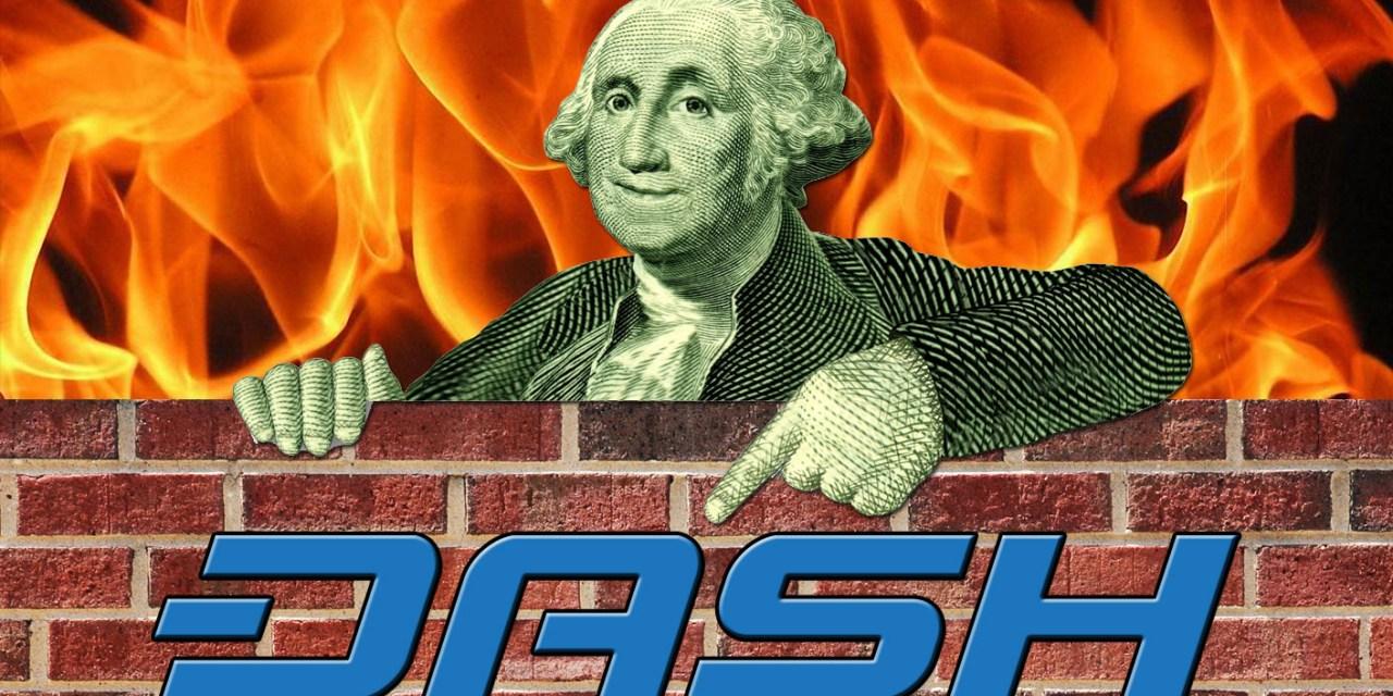 Dash a Sound Alternative to Dollar As US National Debt Balloons Higher