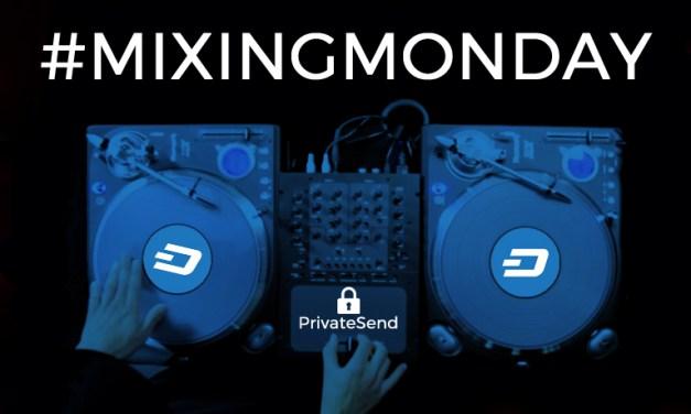 Introducing Dash #MixingMondays!