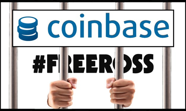 Coinbase Suspends Account for Ross Ulbricht's Legal Defense Donations