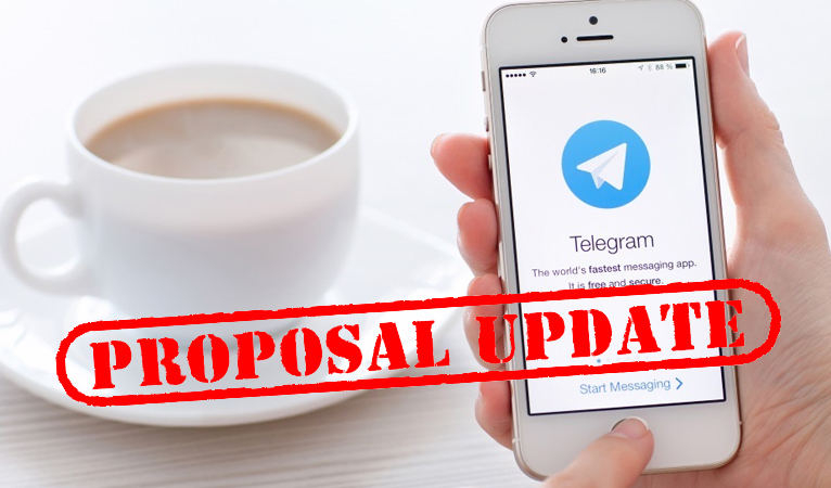 Telegram Bot Proposal Update