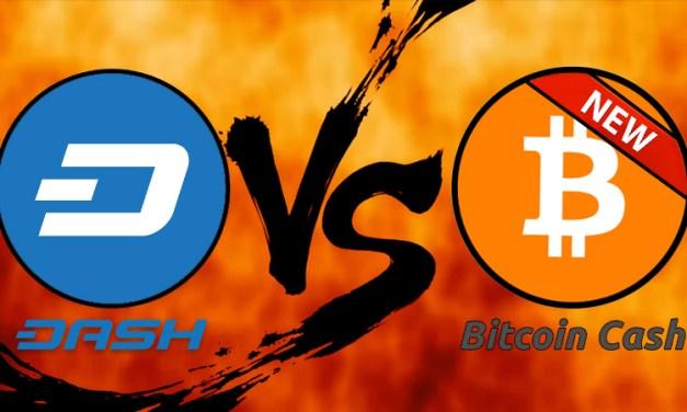 Bitcoin Cash vs. Dash: Qui Réalisera La Vision de Satoshi?
