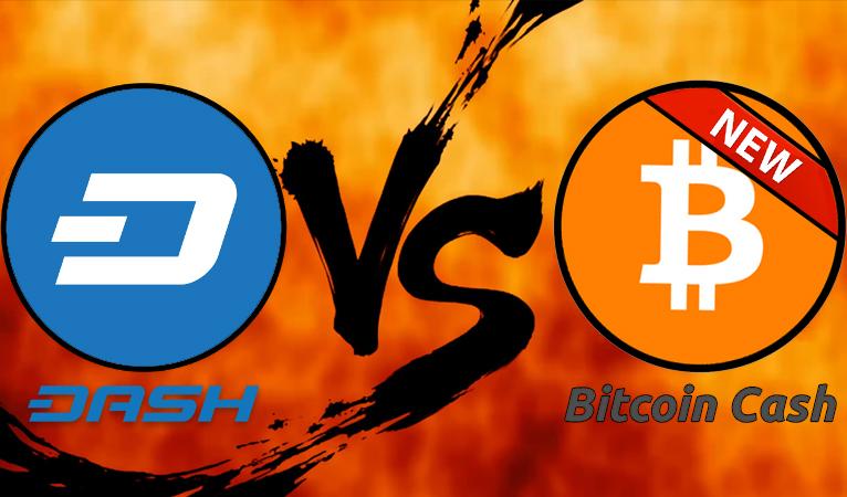 Bitcoin Cash vs. Dash: Wer wird Satoshis Vision wahr machen?