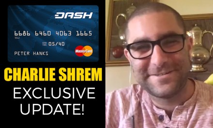 Charlie Shrem answers 14 questions about the NEW Dash Pay Card!
