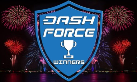 Dash Force Meetup Contest Winners: January