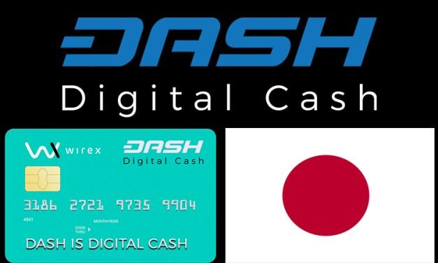 Wirex-SBI Joint Venture to Bring Dash Debit Cards to Japan