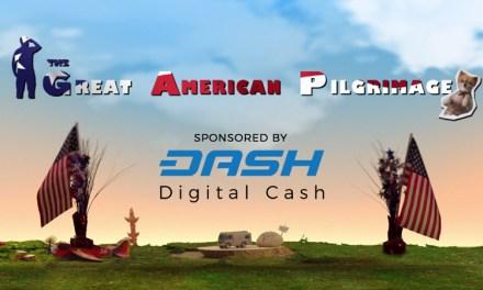 """Trailer do Show """"The Great American Pilgrimage"""" — Tornado Possível pela Dash"""