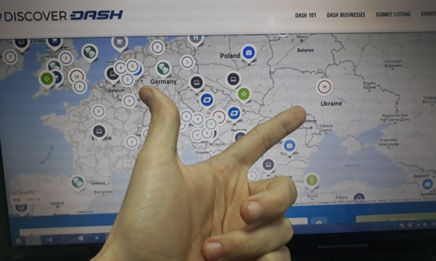 10 New Dash-Accepting Businesses in Kiev as Dash Adoption Grows