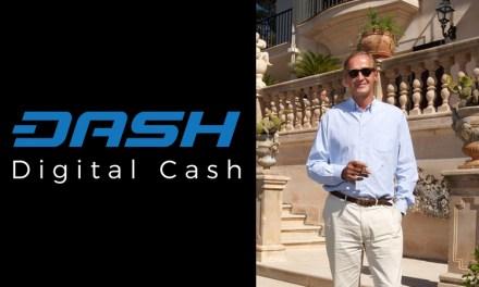Ex-Hedgefonds Manager Florian Homm empfiehlt DASH