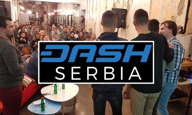 Dash se développe en Serbie – présentation devant 2000 personnes au Future Park